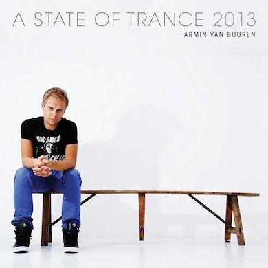 Armin van Buuren STATE OF TRANCE 2013 CD