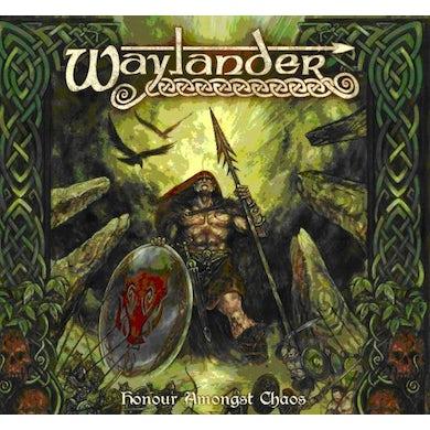 Waylander HONOUR AMONGST CHAOS CD