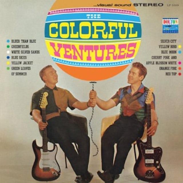 COLORFUL VENTURES Vinyl Record