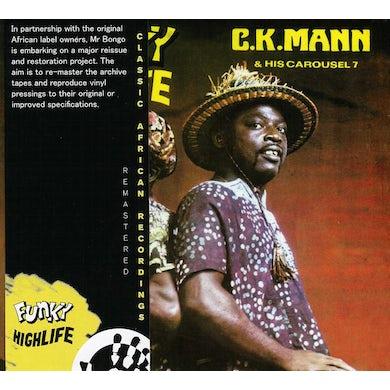 C.K. Mann FUNKY HIGHLIFE CD