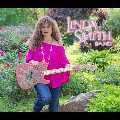 Linda Smith MENAGERIE CD