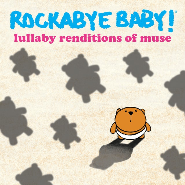 Rockabye Baby LULLABY RENDITIONS OF MUSE CD