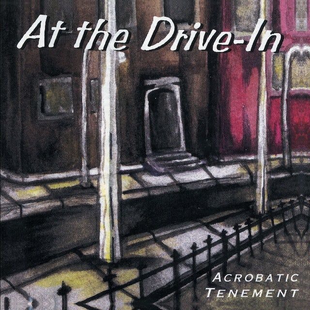 At The Drive-In ACROBATIC TENEMENT Vinyl Record