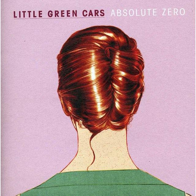Little Green Cars ABSOLUTE ZERO CD
