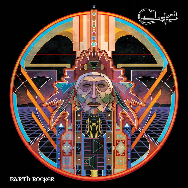 Clutch EARTH ROCKER Vinyl Record