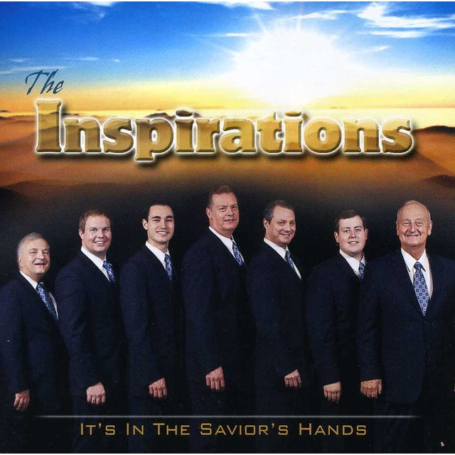 Inspirations IT'S IN THE SAVIOR'S HANDS CD