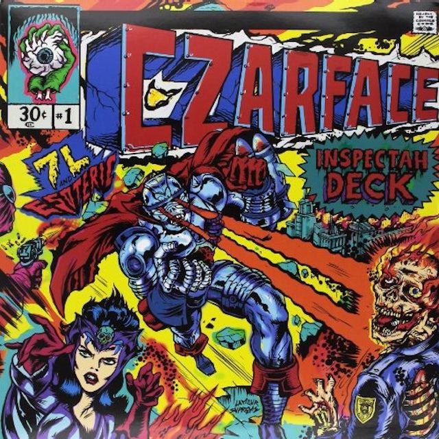 Inspectah Deck / 7L & Esoteric CZARFACE Vinyl Record