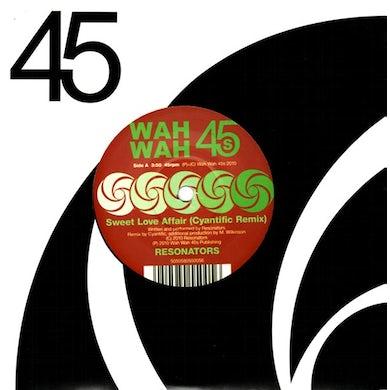 Resonators SWEET LOVE AFFAIR Vinyl Record
