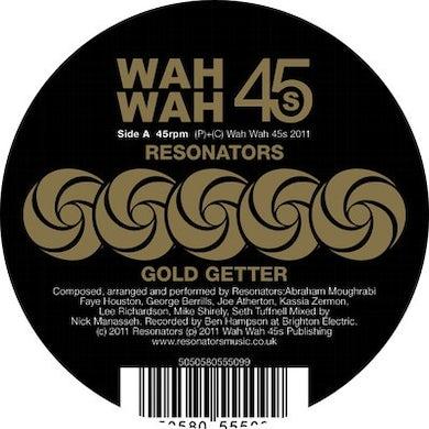 Resonators GOLD GETTER Vinyl Record