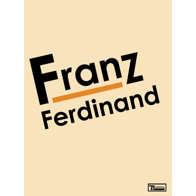 FRANZ FERDINAND CD