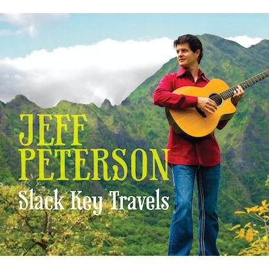 Jeff Peterson SLACK KEY TRAVELS CD