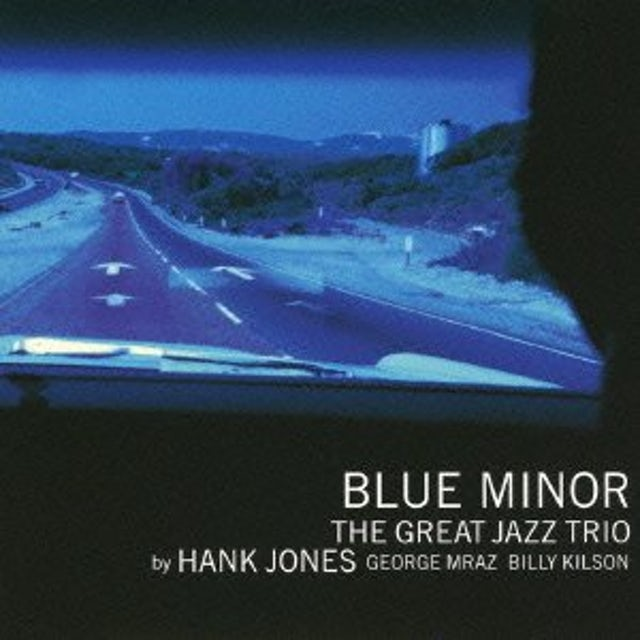 Great Jazz Trio BLUE MINOR CD