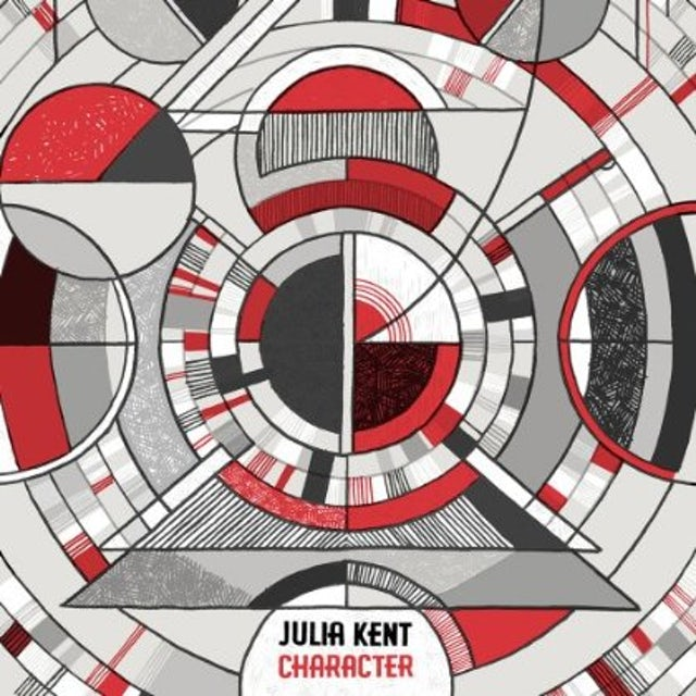 Julia Kent CHARACTER CD
