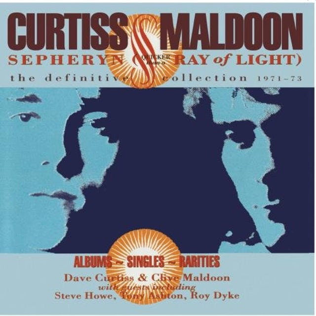 Curtiss & Maldoon SEPHERN - DEFINITIVE COLLECTION 1971-73 CD