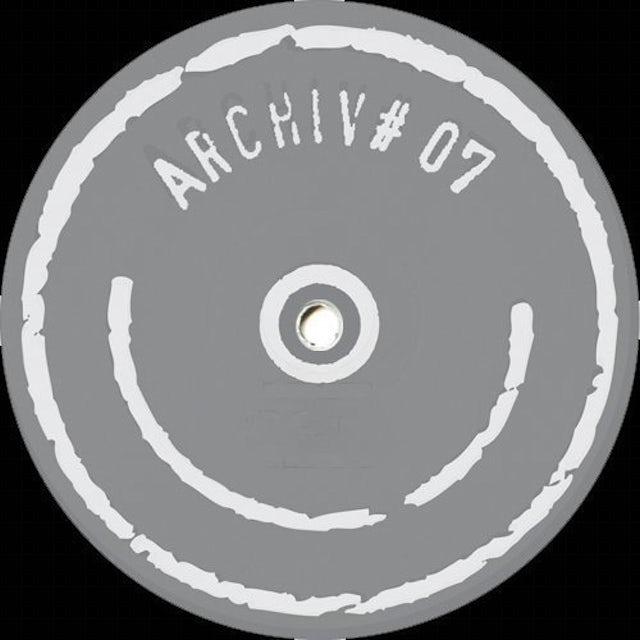 Juan / Audiotech Atkins ARCHI #07 Vinyl Record