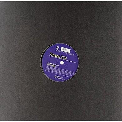 Zenker Brothers LION IN MARS Vinyl Record