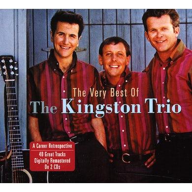 Kingston Trio VERY BEST OF CD