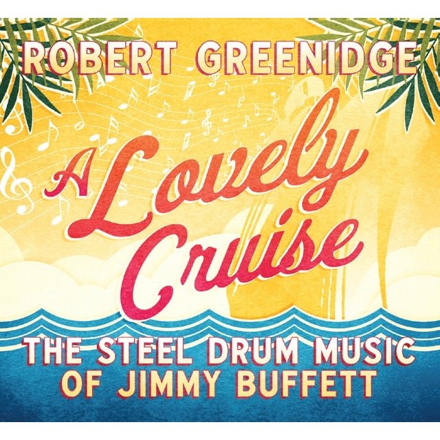 Robert Greenidge LOVELY CRUISE CD