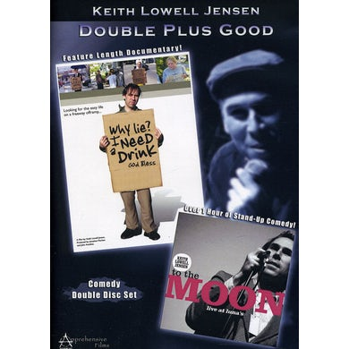 DOUBLE PLUS GOOD (WHY LIE/NEED A DRINK/TO THE MOON DVD