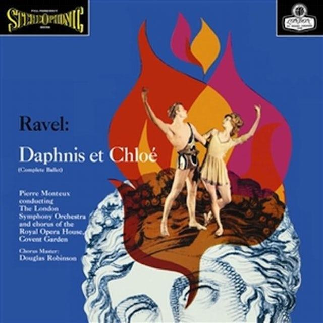 Pierre / Lso Ravel / Monteux DAPHNIS ET CHLOE Vinyl Record