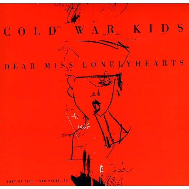 Cold War Kids DEAR MISS LONELYHEARTS CD