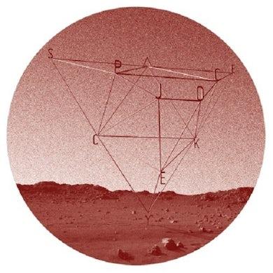 Tim Xavier SPACE JOCKEY Vinyl Record