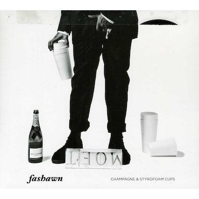 CHAMPAGNE & STYROFOAM CUPS CD