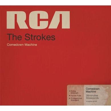 The Strokes COMEDOWN MACHINE CD