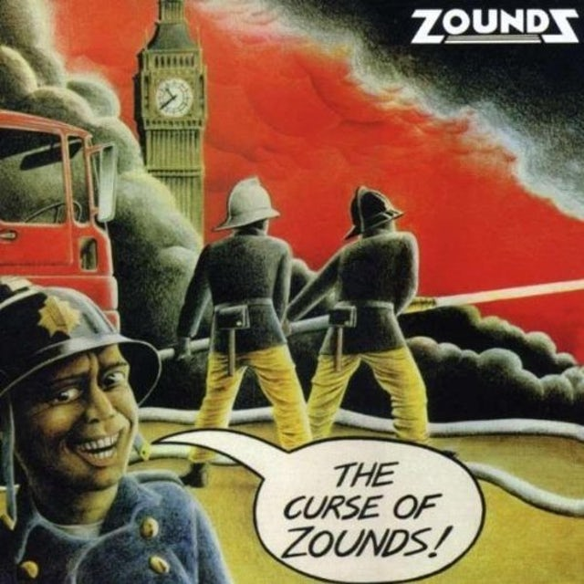 Zounds Vinyl Record