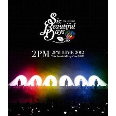 LIVE 2012: SIX BEAUTIFUL DAYS IN BUDOKAN Blu-ray
