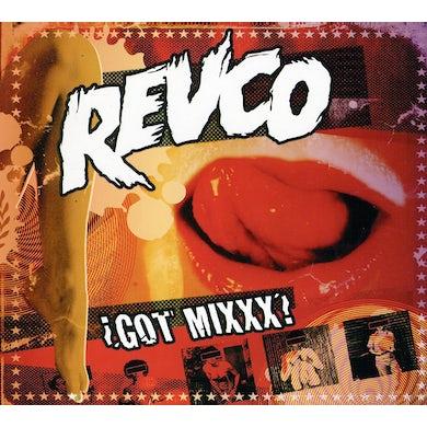 Revolting Cocks GOT MIXXX CD