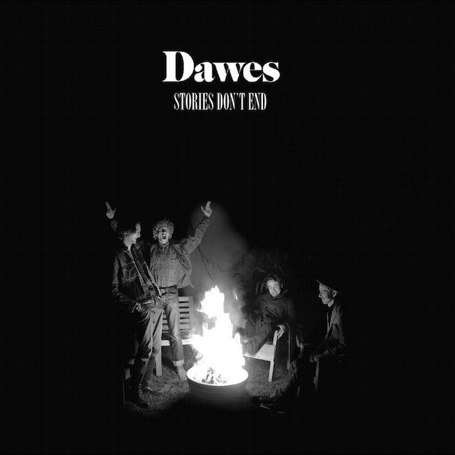 Dawes STORIES DON'T END CD