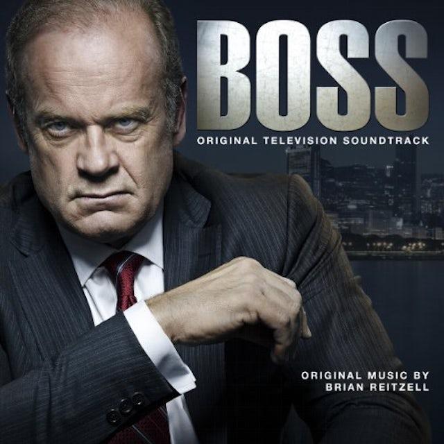 Boss / O.S.T. BOSS / Original Soundtrack Vinyl Record