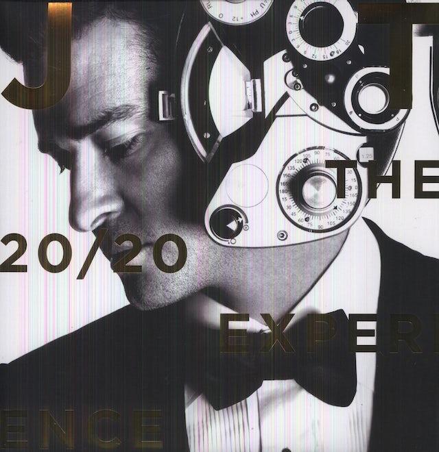 Justin Timberlake 20/20 EXPERIENCE Vinyl Record