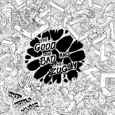 Good The Bad & The Zugly ANTI WORLD MUSIC CD