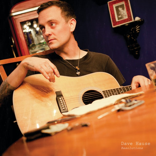 Dave Hause RESOLUTIONS CD