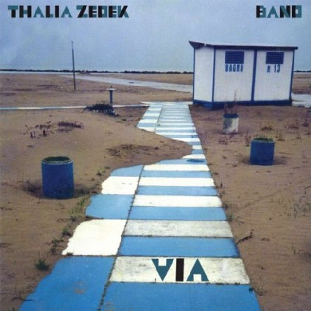 Thalia Band Zedek VIA CD