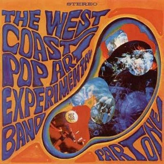 The West Coast Pop Art Experimental Band PART ONE Vinyl Record