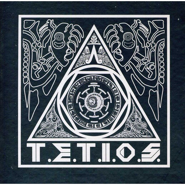 Papadosio TETIOS ( TO END THE ILLUSION OF SEPARATION ) CD