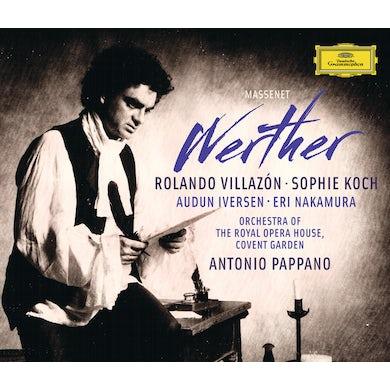 Antonio Pappano OPERA SERIES: MASSENET - WERTHER CD