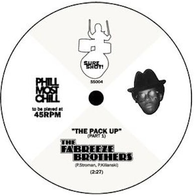 Fabreeze Brothers PACK UP (PART 1 & 2) Vinyl Record