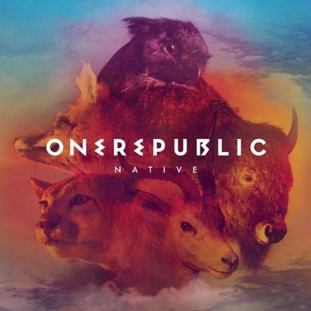 OneRepublic NATIVE (Vinyl)