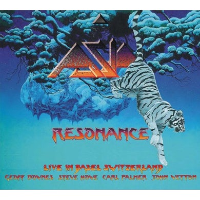 Asia RESONANCE: LIVE IN BASEL SWITZERLAND CD