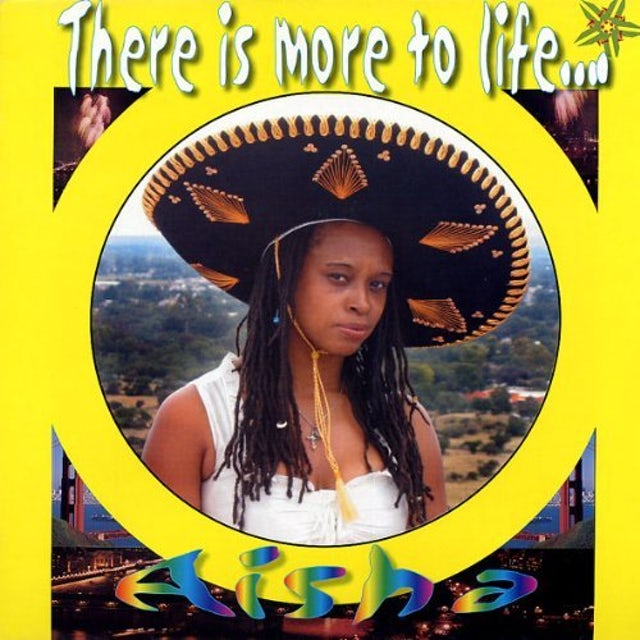 Aisha THERE IS MORE TO LIFE Vinyl Record