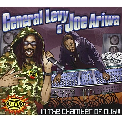 General Levy / Joe Ariwa IN THE CHAMBER OF DUB CD