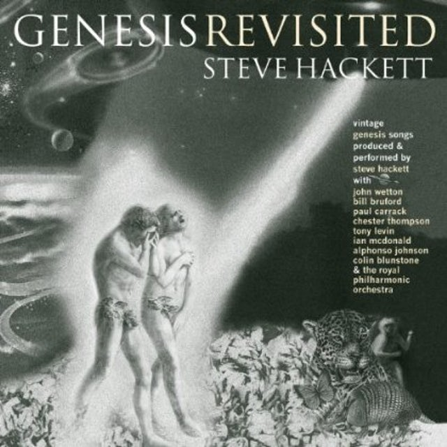 Steve Hackett GENESIS REVISITED I CD