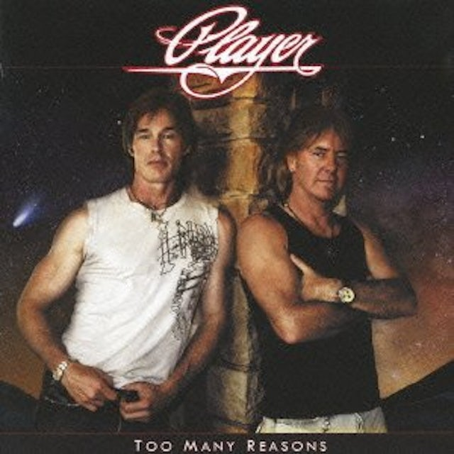 Player TOO MANY REASONS CD