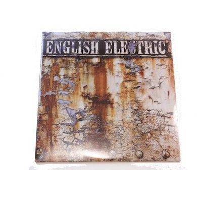 Big Big Train ENGLISH ELECTRIC 1 Vinyl Record