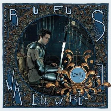 Rufus Wainwright WANT ONE Vinyl Record