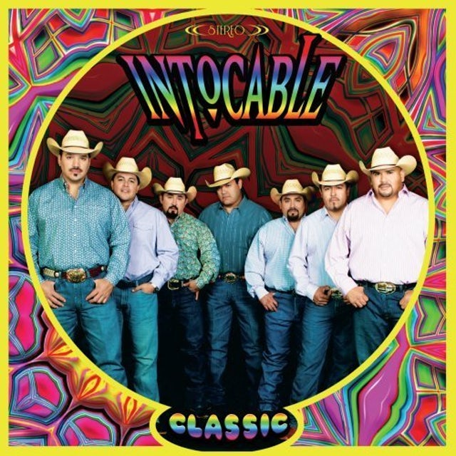 Intocable CLASSIC CD